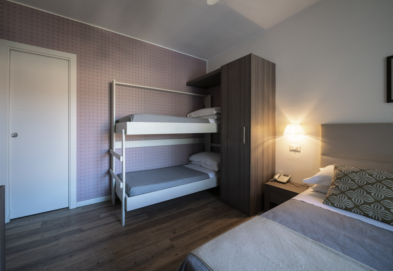 Hotel Miramare Cervia Camere Comfort