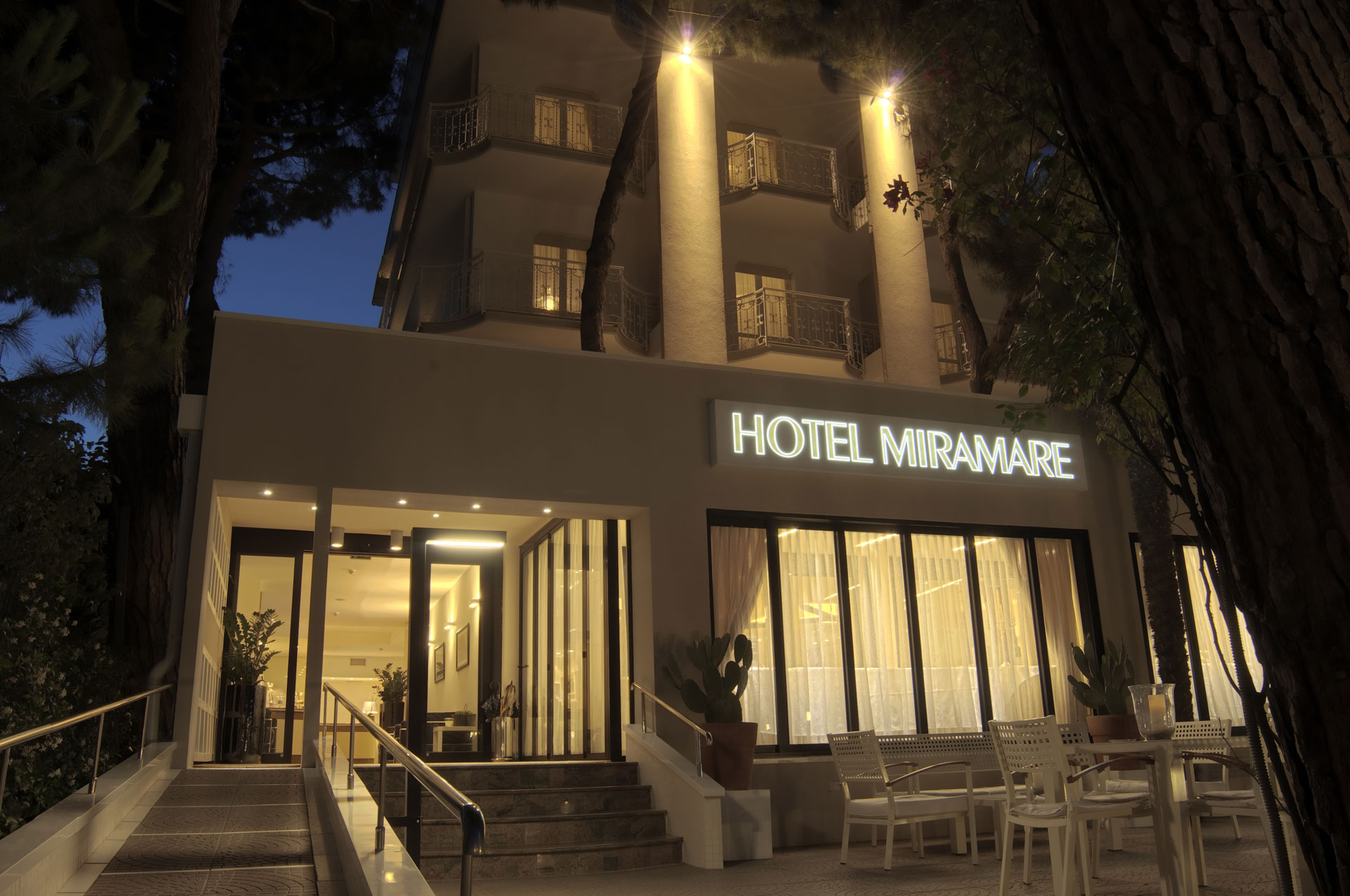 Hotel Miramare Cervia