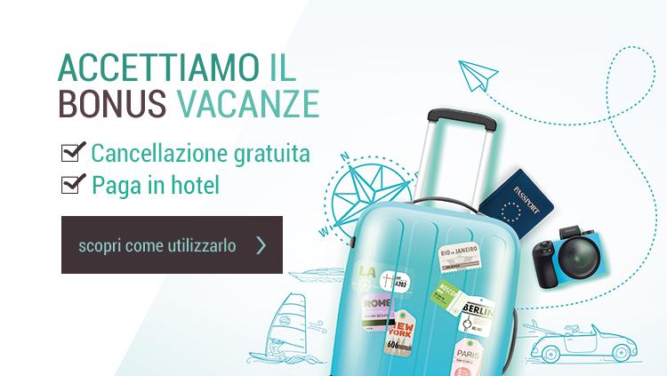 Hotel Miramare Cervia accetta bonus vacanze